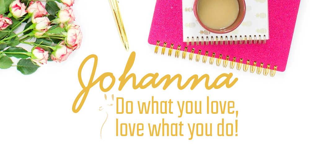 Rambling Thoughts of The Busy Llama, Johanna Bodenhamer