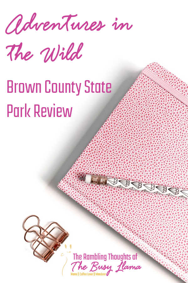 Ready to get out and explore nature living a life you love? We certainly do! Recently we went camping, check out our Brown County State Park review!