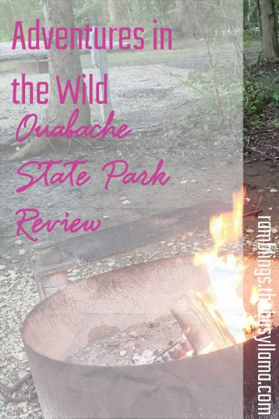 """As we continue our summer of camping we headed to a new to us part of Indiana and got to learn how to say """"shoo fly"""" with an Ouabache State Park review to boot!"""